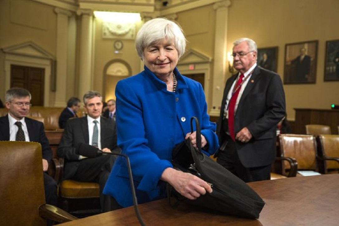 Джанет Йеллен – первая женщина глава ФРС Америки