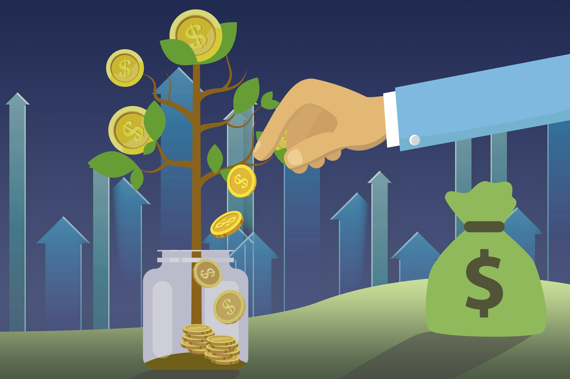 Практический трейдинг: риски частной торговли и инвестиции