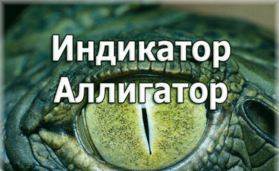 Форекс индикатор Аллигатор (Alligator) – свойства и применение