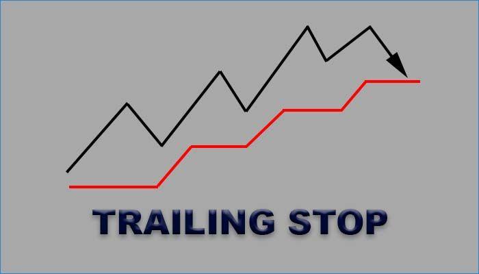 Как выставить trailing stop (трейлинг стоп): важные правила