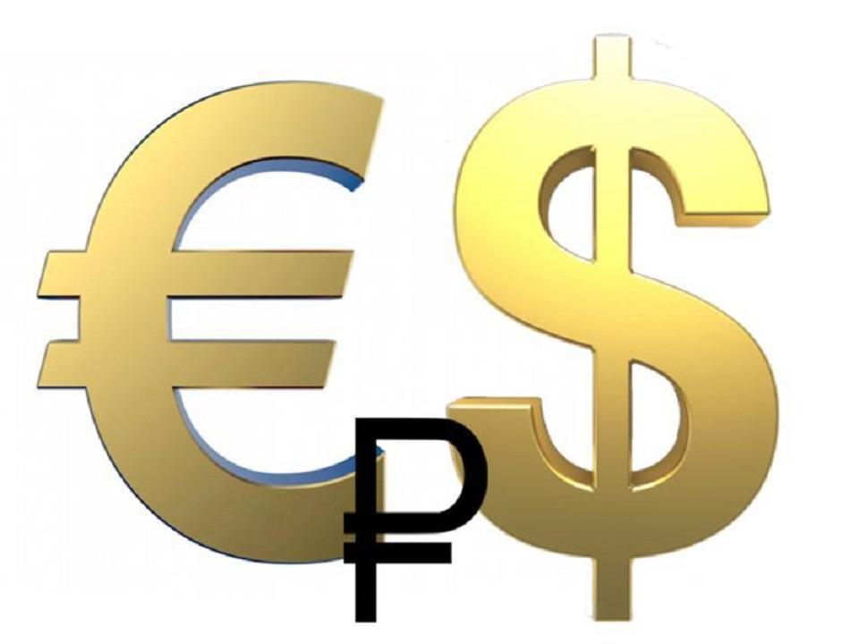 Евро – рубль (eur rub) и доллар – рубль (usd rub)