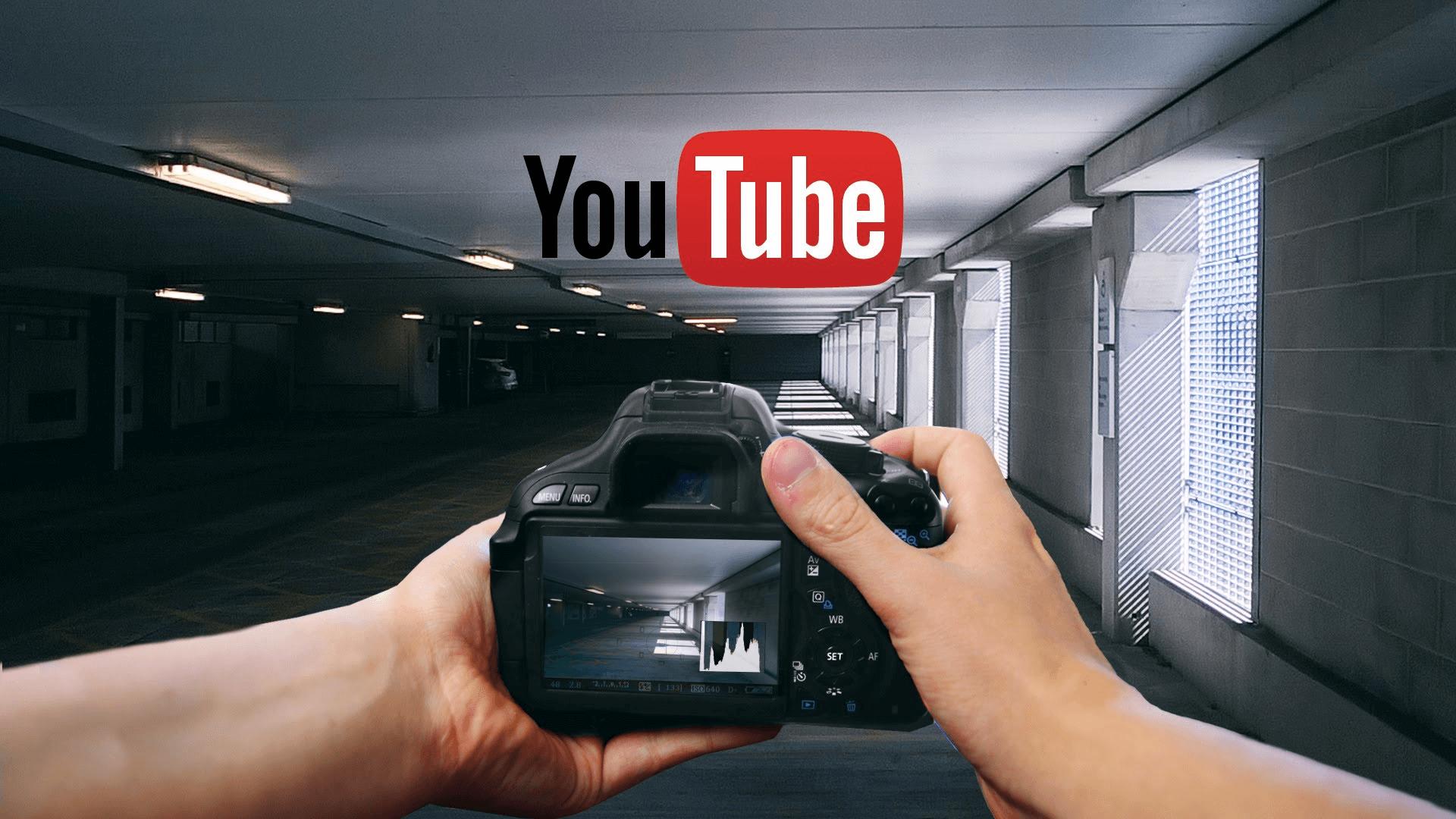 Создаем видеоблог на ютубе