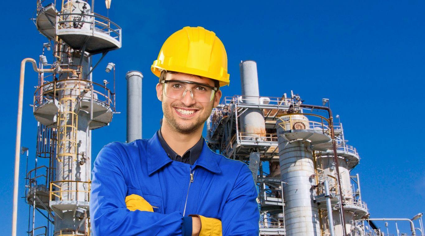 Специалисты нефтегазовой отрасли