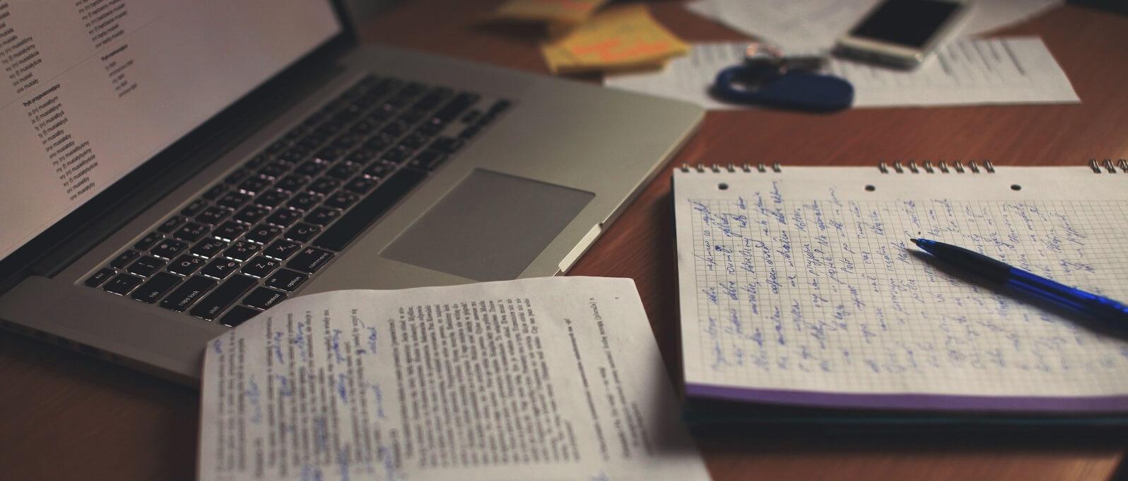 пишем тексты
