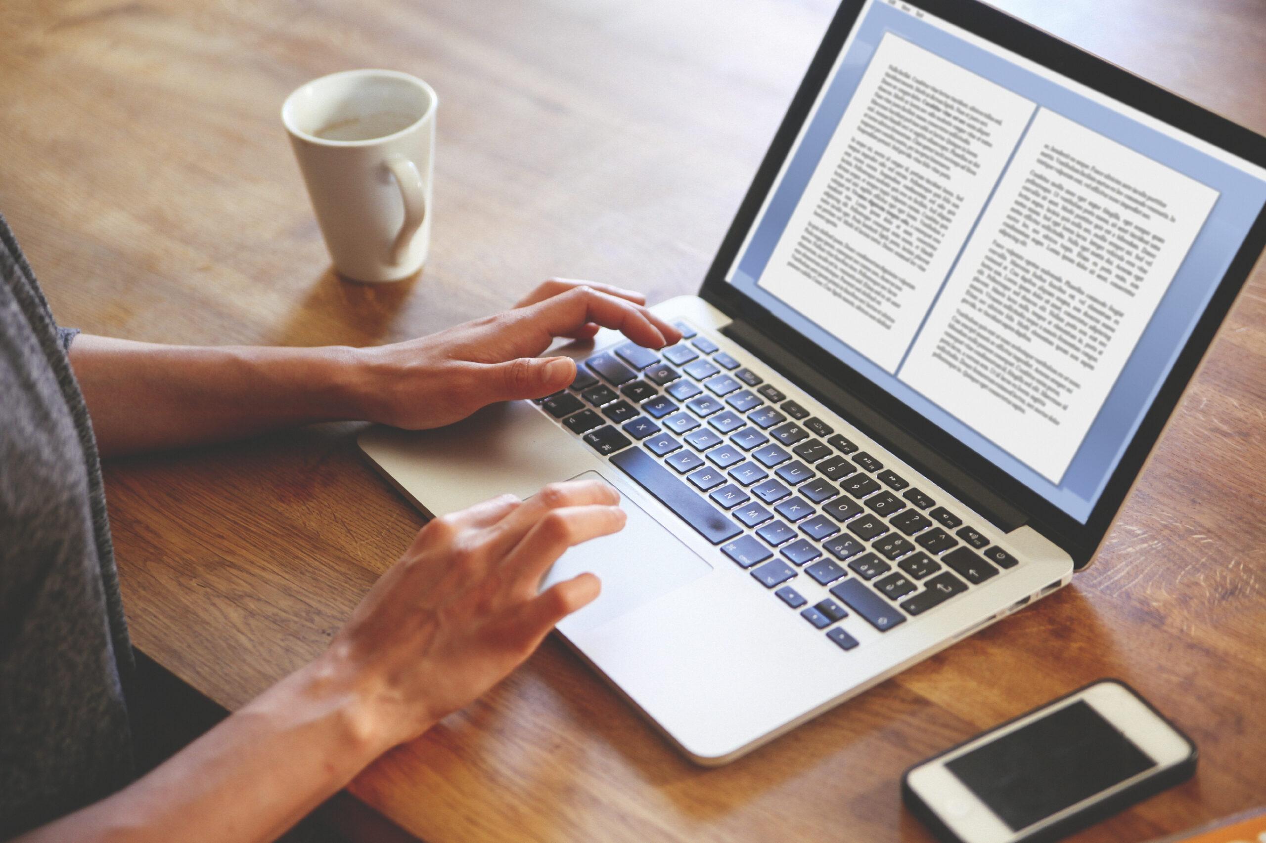 Как пишутся статьи?