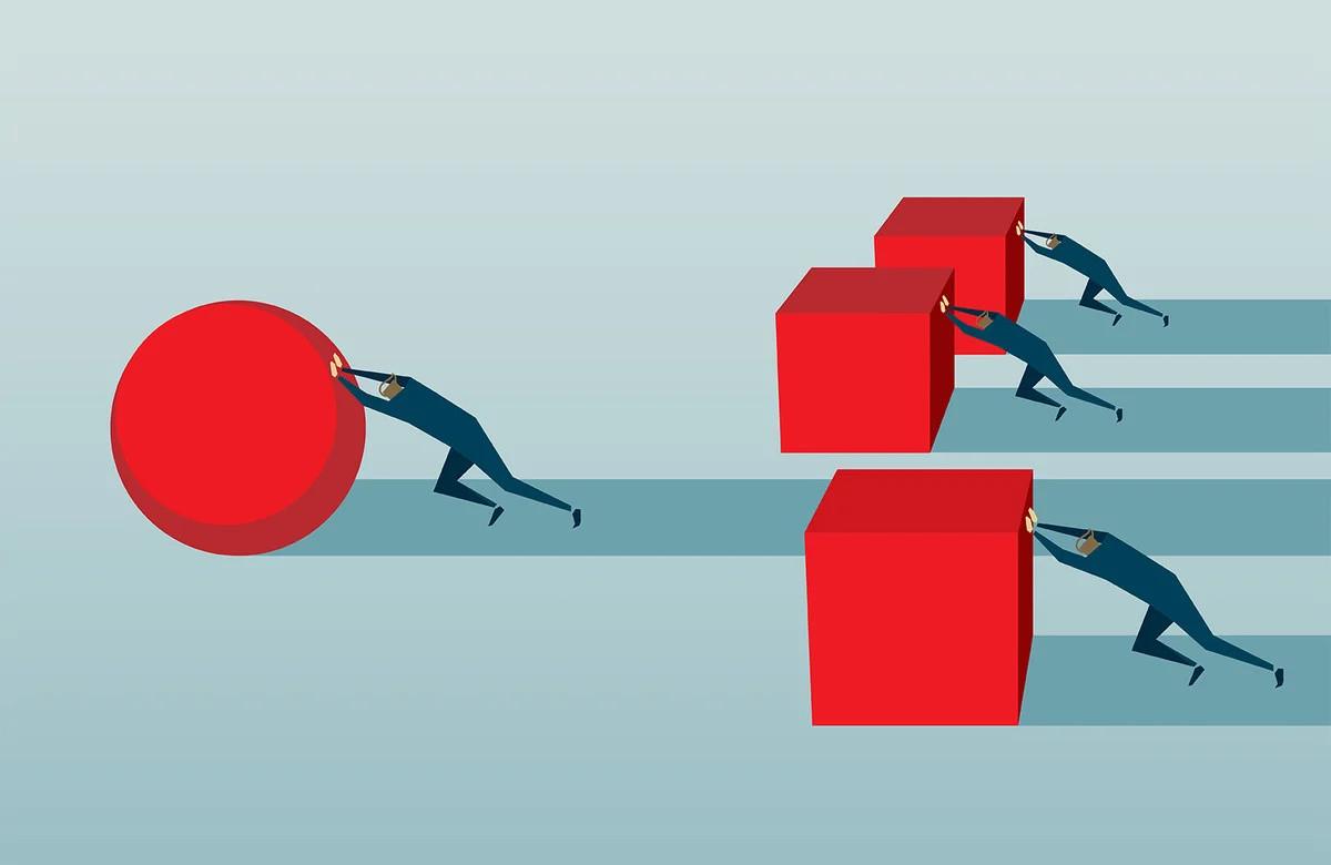 Как отстроиться от прямых конкурентов
