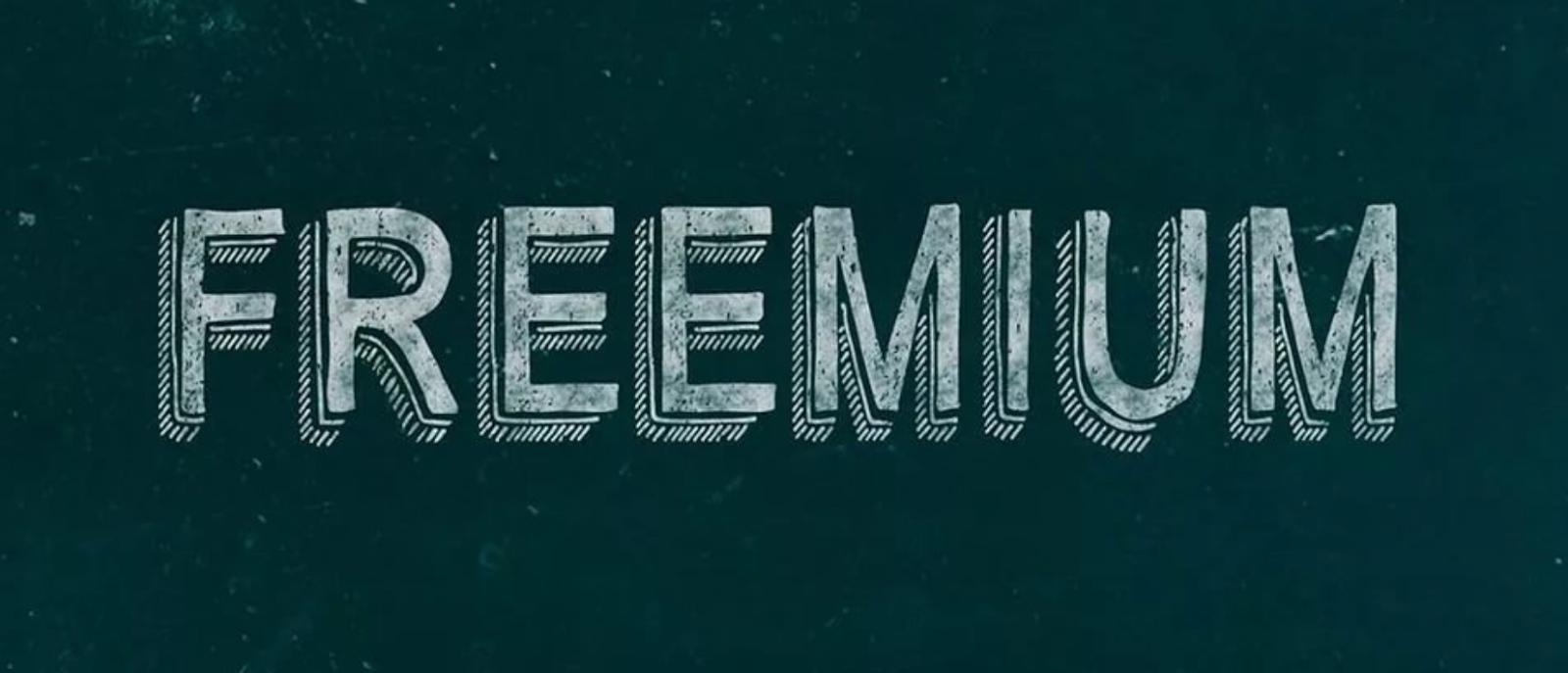 Фримиум