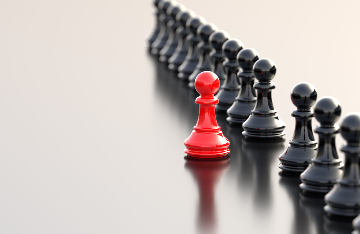 Индивидуальность, отстройка от конкурентов