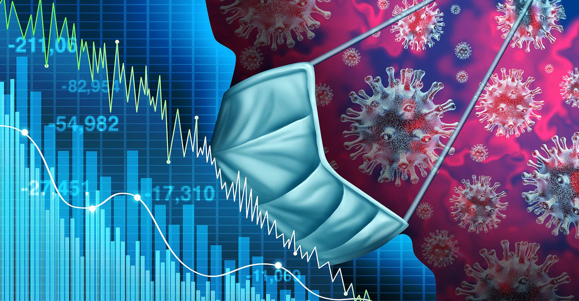 Влияние коронавируса на финансовые рынки