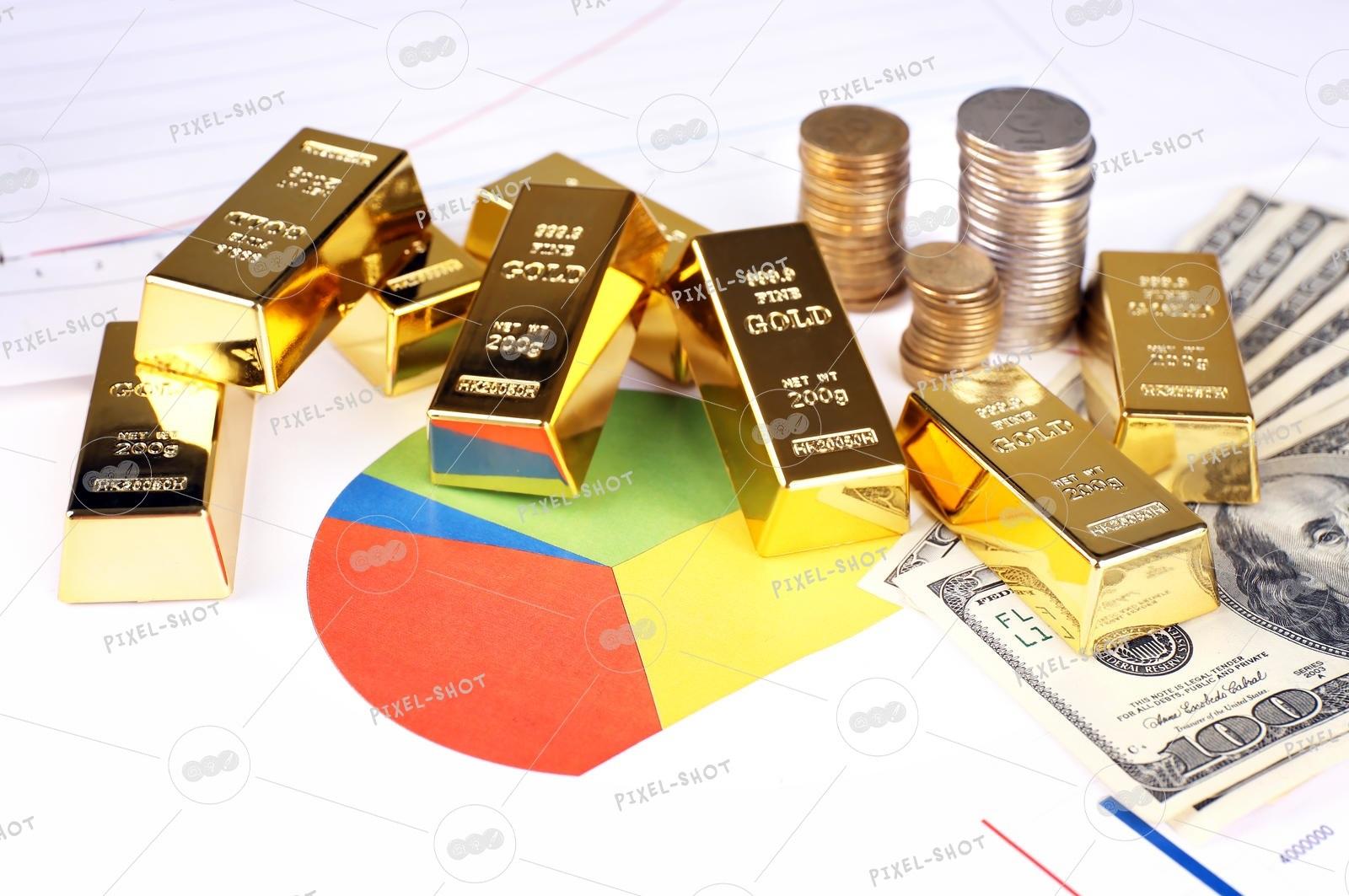 Динамика золота и драгоценных металлов