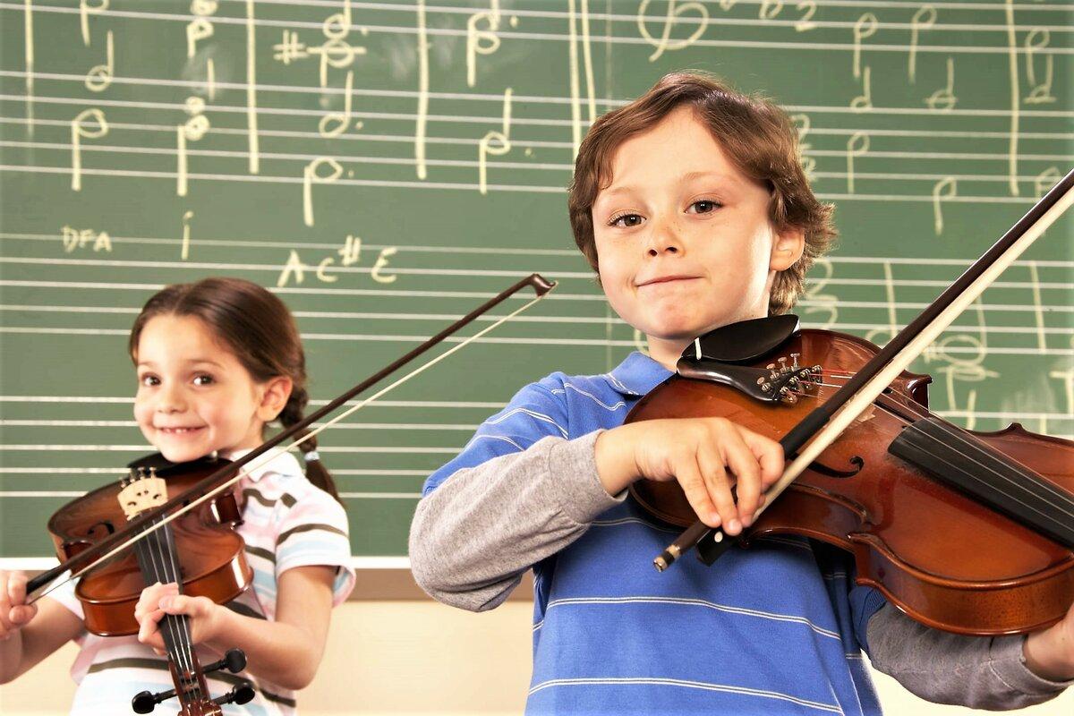 Музыкальная школа на дому