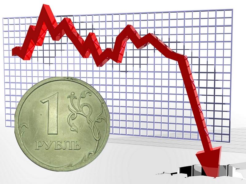 Падение рубля и его перспективы