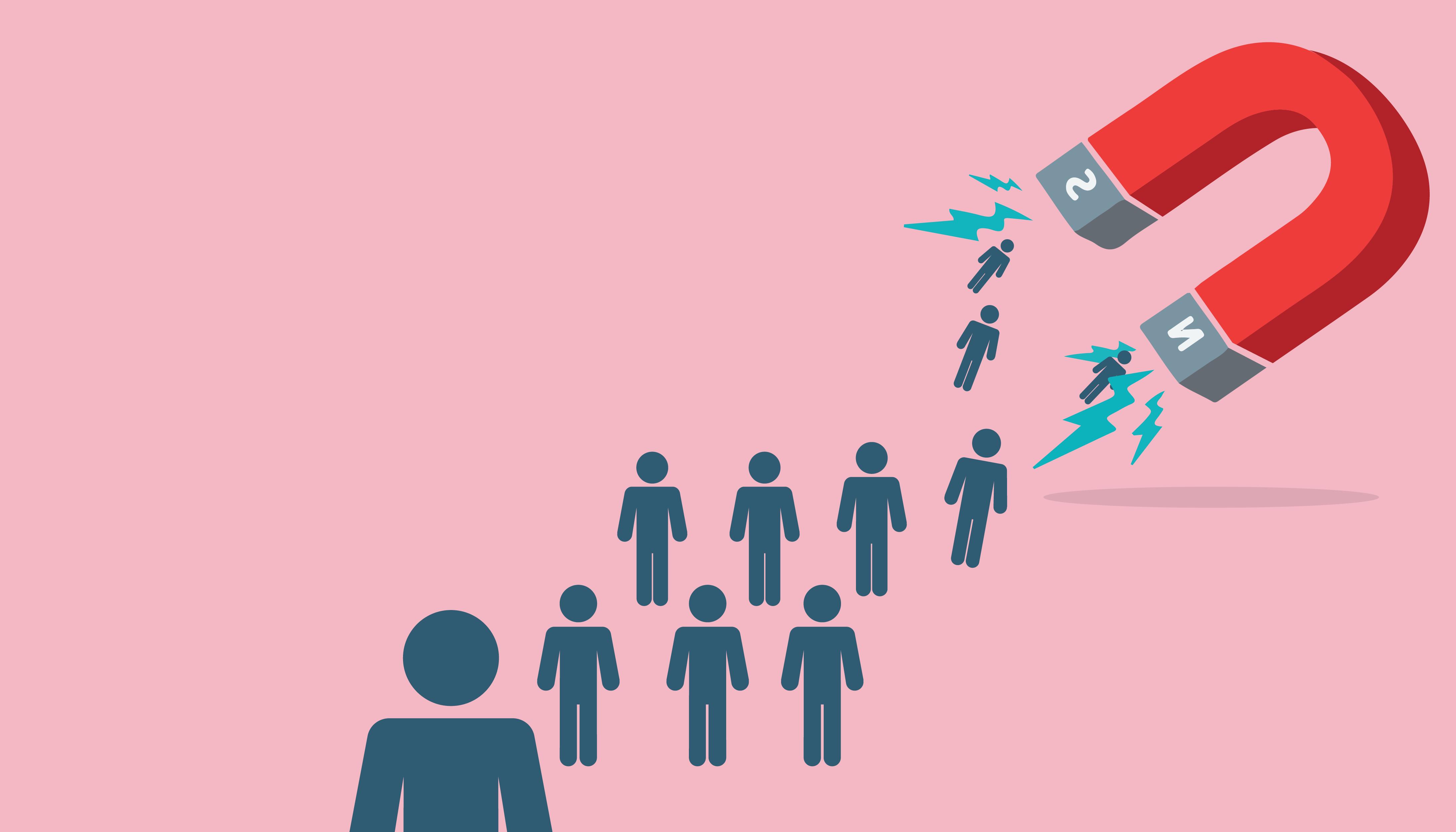SMM привлечение клиентов
