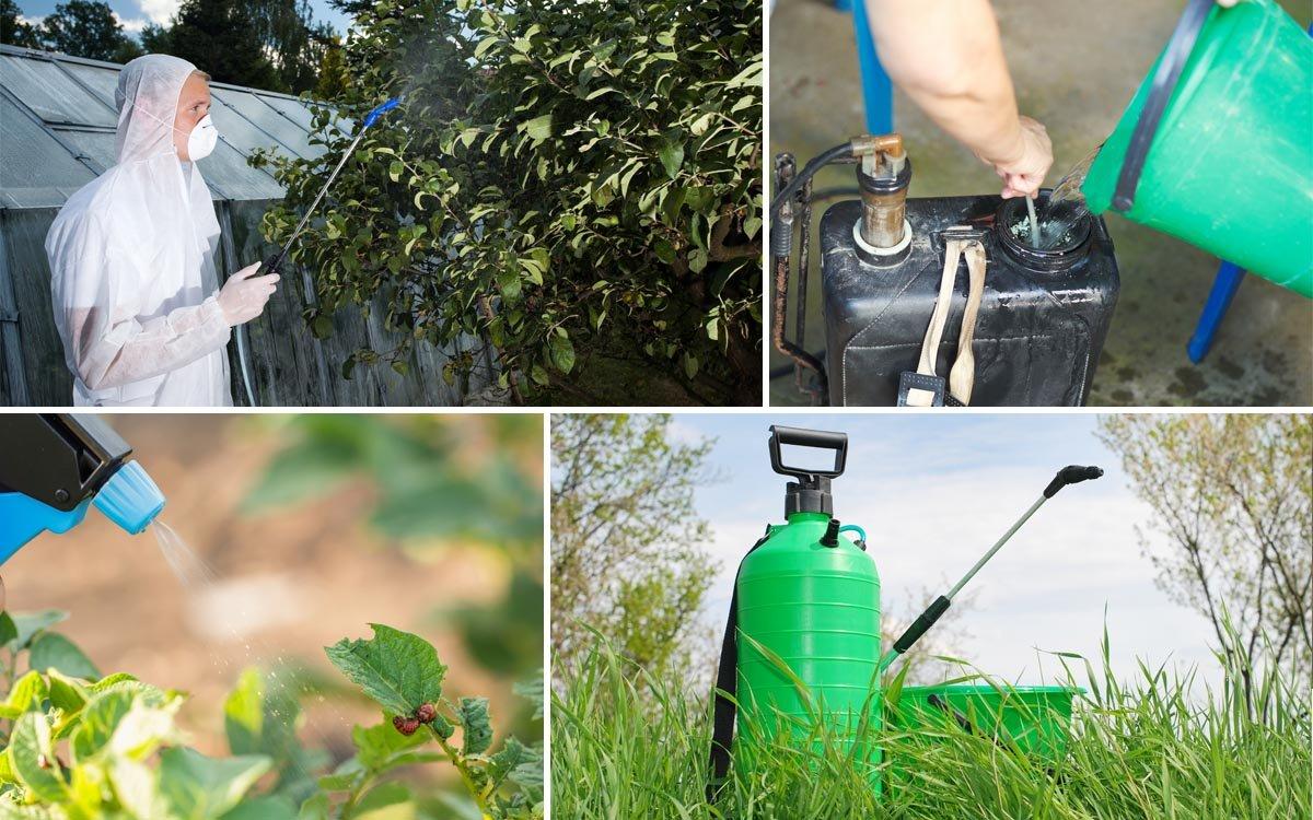 Обработка садово-огородных участков