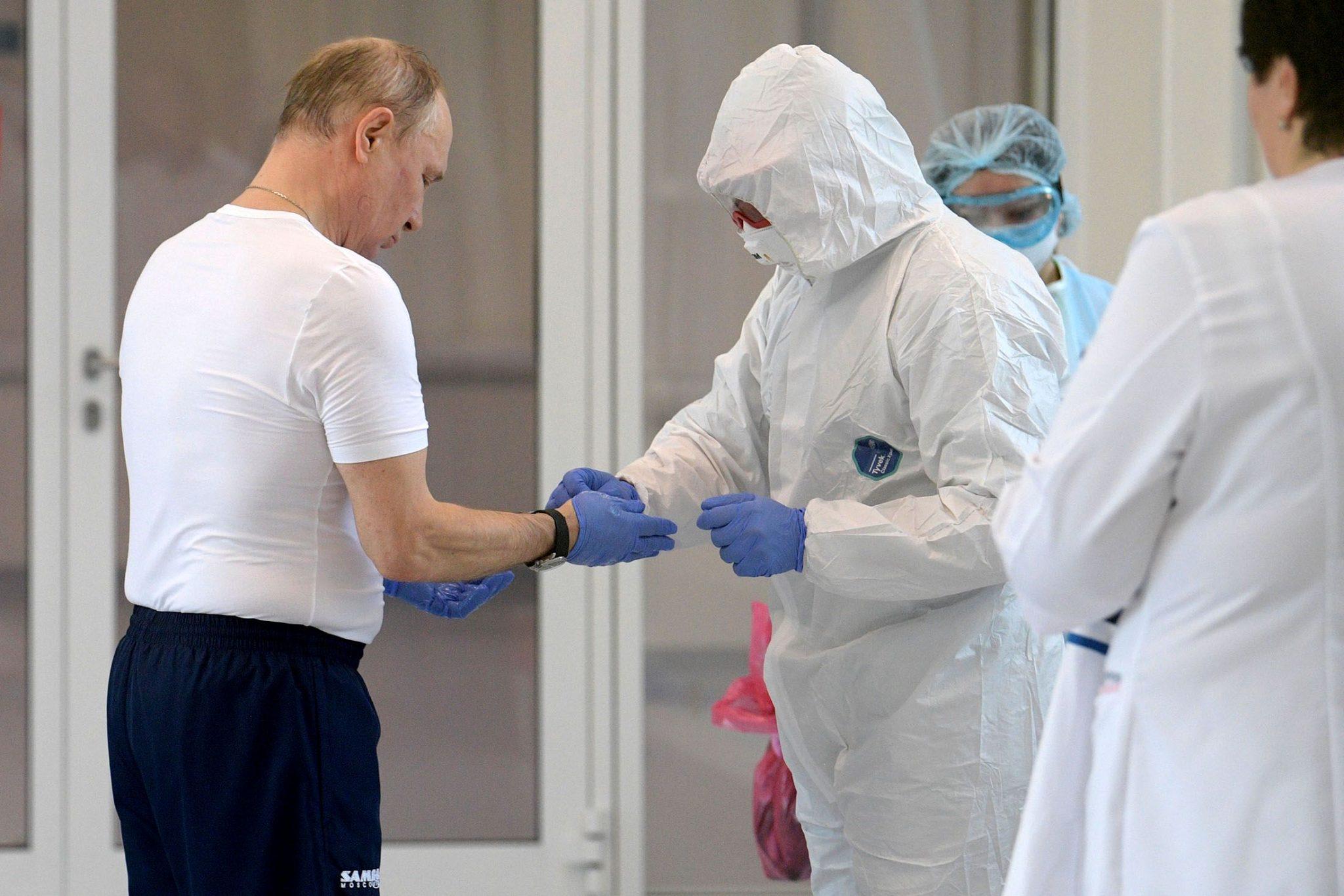 Действия правительства по поддержке в связи с распространением коронавируса