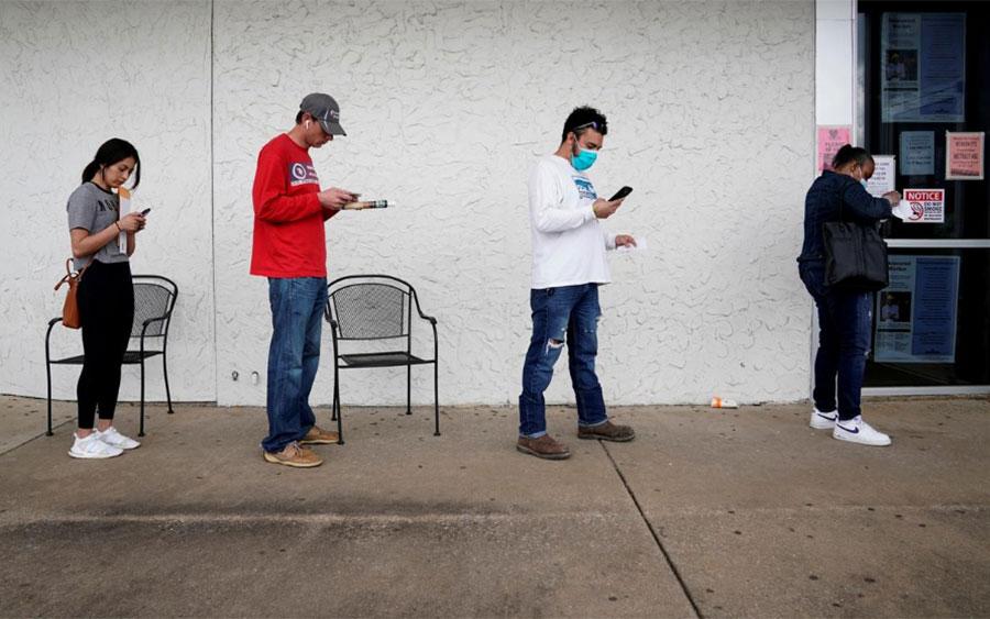 Безработица в США сокращается. Рынки вверх?