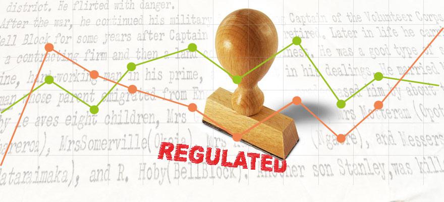 Два основных варианта регуляции на форекс