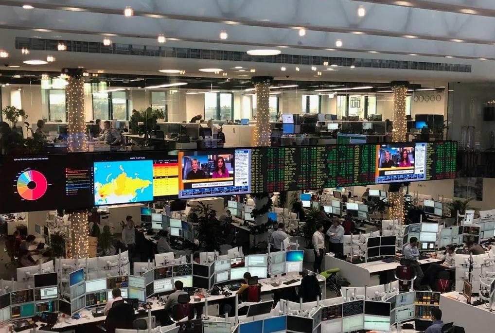 Российские фондовые биржи