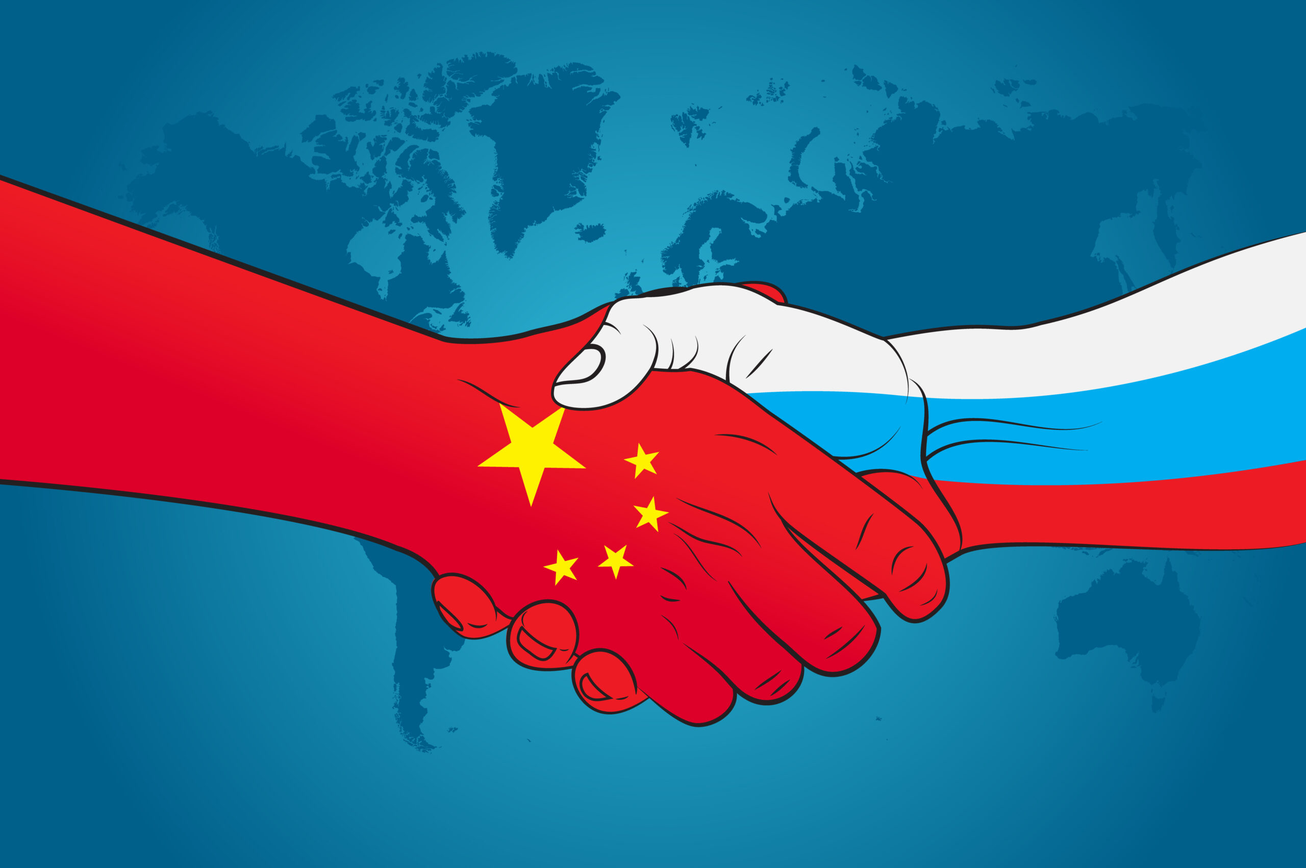 Китай-Россия