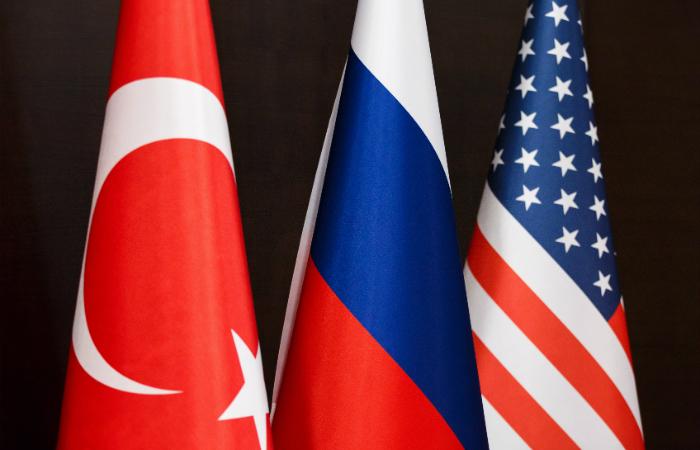 Россия Турция