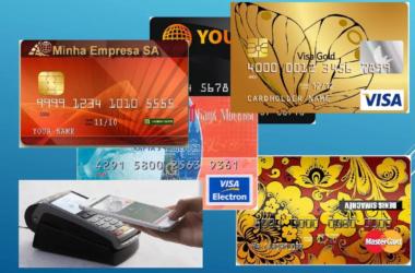 Типы банковских карт