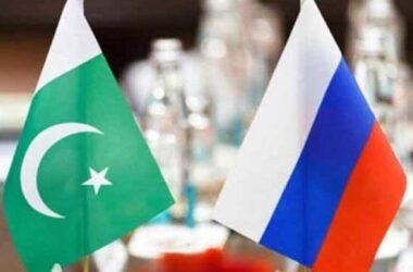 Россия Пакистан