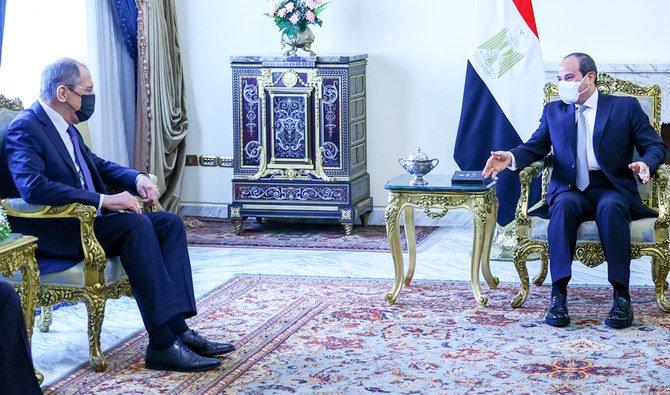 Россия поддерживает Египет