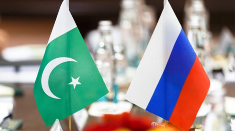 russia pakistan