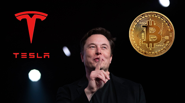 Биткойн падает после того, как Илон Маск предположил, что Тесла может скинуть оставшуюся часть криптовалюты