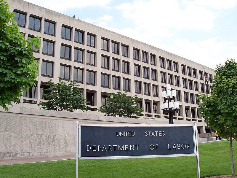 отчет Бюро статистики труда Министерства труда США за апрель