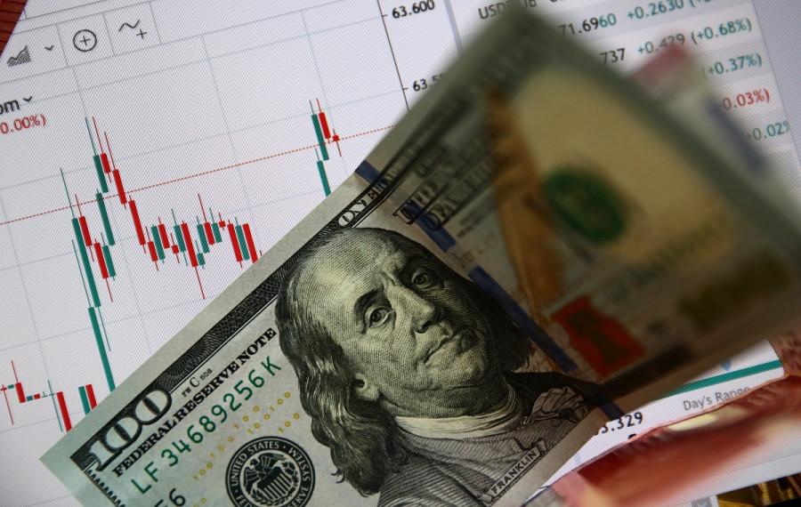 Распродажа доллара
